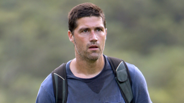 "LOST- ""Through the Looking Glass"" - Jack and the castaways begin their efforts to make contact with Naomi's rescue ship, on the season finale of ""Lost,"" WEDNESDAY, MAY 23 (9:00-11:00 p.m., ET), on the ABC Television Network. (ABC/MARIO PEREZ)MATTHEW FOX"