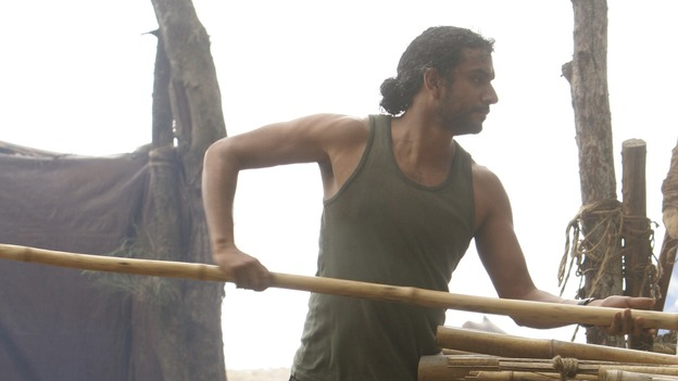"LOST - ""The Whole Truth"" (ABC/MARIO PEREZ)NAVEEN ANDREWS"