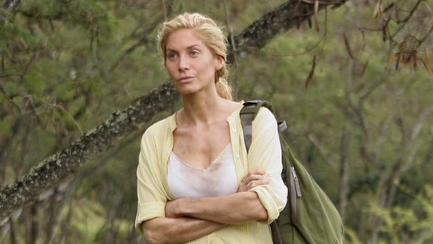 "LOST - ""Through the Looking Glass"" - Jack and the castaways begin their efforts to make contact with Naomi's rescue ship, on the season finale of ""Lost,"" WEDNESDAY, MAY 23 (9:00-11:00 p.m., ET), on the ABC Television Network. (ABC/MARIO PEREZ)ELIZABETH MITCHELL"