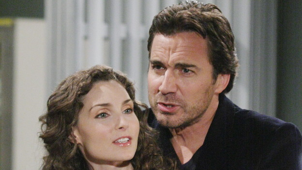 All My Children Sneak Peek, Alicia Minshew as Kendall Hart, Thorsten Kaye as Zach Slater