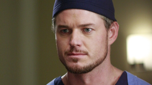 GREY'S ANATOMY - &quot;Dream a Little Dream of Me&quot; - Mark preps for surgery, on &quot;Grey's Anatomy,&quot; THURSDAY, SEPTEMBER 25 (9:00-11:00 p.m., ET) on the ABC Television Network. (ABC/RON TOM) ERIC DANE