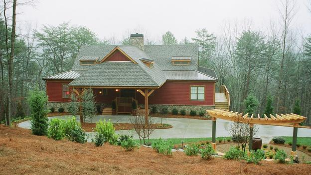 EXTREME MAKEOVER HOME EDITION - &quot;Tipton-Smith Family,&quot; - Exterior, on &quot;Extreme Makeover Home Edition,&quot; Sunday, March 11th on the ABC Television Network.
