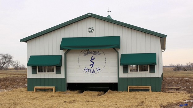 EXTREME MAKEOVER HOME EDITION - &quot;Skaggs Family,&quot; - Barn, on &quot;Extreme Makeover Home Edition,&quot; Sunday, March 14th on the ABC Television Network.