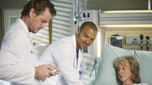 Grey's Anatomy Anatomía Grey 8x15