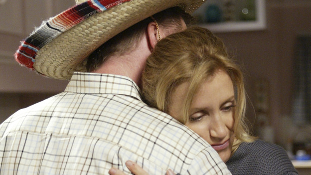 "DESPERATE HOUSEWIVES - ""PRETTY LITTLE PICTURE"" (ABC/DANNY FELD)DOUG SAVANT, FELICITY HUFFMAN"