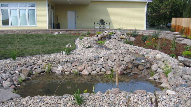 "EXTREME MAKEOVER HOME EDITION - ""Bliven Family,"" - Landscaping, on ""Extreme Makeover Home Edition,"" Sunday, October 15th on the ABC Television Network."