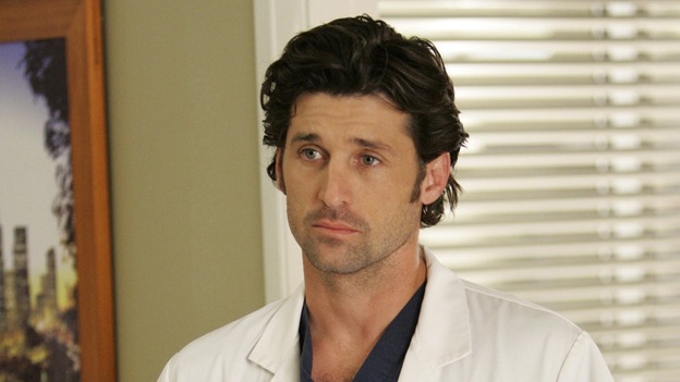 "GREY'S ANATOMY - ""Something to Talk About""(ABC/CRAIG SJODIN)PATRICK DEMPSEY"