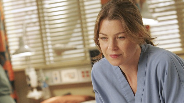 "GREY'S ANATOMY - ""Haunt You Every Day"" (ABC/VIVIAN ZINK)CHANDRA WILSON, ELLEN POMPEO"