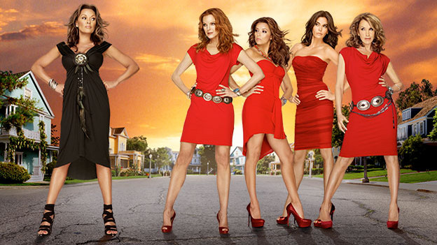 The women of Wisteria Lane are always in fashion and always dressed to kill�sometimes literally!