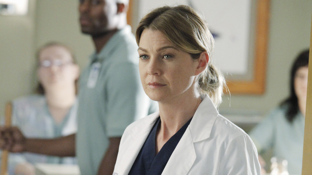 "GREY'S ANATOMY - ""Remember the Time"" - (ABC/RICHARD CARTWRIGHT)ELLEN POMPEO"