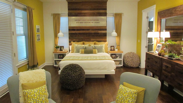 "EXTREME MAKEOVER HOME EDITION - ""McPhail Family,"" - Master Bedroom Picture,           on   ""Extreme Makeover Home Edition,"" Friday, October 28th              (8:00-10:00   p.m.  ET/PT) on the ABC Television Network."