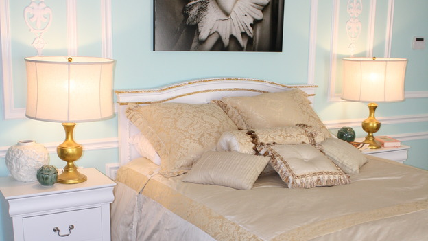 "EXTREME MAKEOVER HOME EDITION - ""Girard Family,"" - Master Bedroom, on ""Extreme Makeover Home Edition,"" Sunday, February 8th on the ABC Television Network."