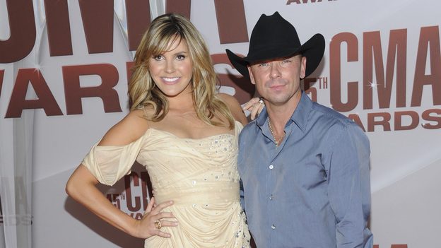 "THE 45th ANNUAL CMA AWARDS - RED CARPET ARRIVALS - ""The 45th Annual CMA Awards"" will broadcast live on ABC from the Bridgestone Arena in Nashville on WEDNESDAY, NOVEMBER 9 (8:00-11:00 p.m., ET). (ABC/JASON KEMPIN)GRACE POTTER, KENNY CHESNEY"