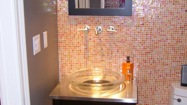 "EXTREME MAKEOVER HOME EDITION - ""Tate Family,"" -  Bathroom, on ""Extreme Makeover Home Edition,"" Sunday, March 4th on the ABC Television Network."