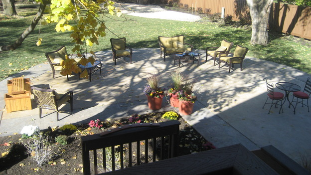 EXTREME MAKEOVER HOME EDITION - &quot;Pauni Family,&quot; - Patios, on &quot;Extreme Makeover Home Edition,&quot; Sunday, November 26th on the ABC Television Network.