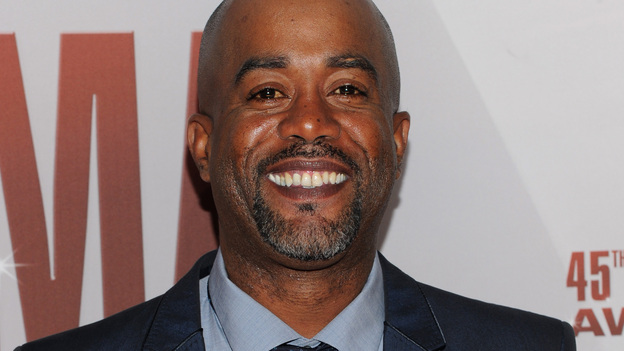 "THE 45th ANNUAL CMA AWARDS - RED CARPET ARRIVALS - ""The 45th Annual CMA Awards"" will broadcast live on ABC from the Bridgestone Arena in Nashville on WEDNESDAY, NOVEMBER 9 (8:00-11:00 p.m., ET). (ABC/JASON KEMPIN)DARIUS RUCKER"