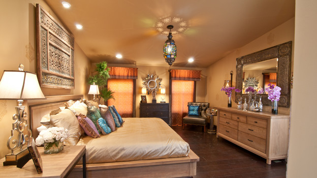 EXTREME MAKEOVER HOME EDITION - &quot;Brown Family,&quot; - Master Bedroom Picture,    on &quot;Extreme Makeover Home Edition,&quot; Sunday, January 30th (8:00-10:00    p.m. ET/PT) on the ABC Television Network.