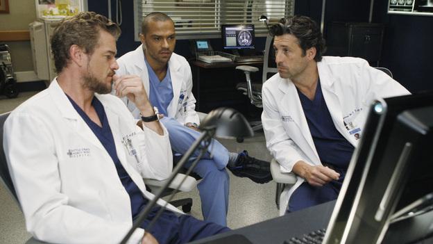 Grey's Anatomy Anatomía 8x04