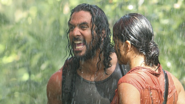 "LOST - ""Lockdown"" (ABC/MARIO PEREZ)NAVEEN ANDREWS, MICHELLE RODRIGUEZ"