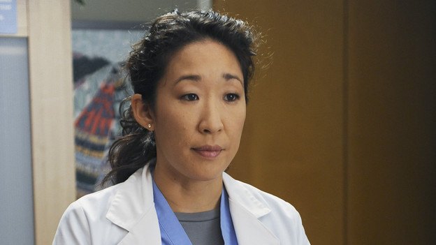 GREY'S ANATOMY - &quot;Goodbye&quot; (ABC/ERIC MCCANDLESS)SANDRA OH