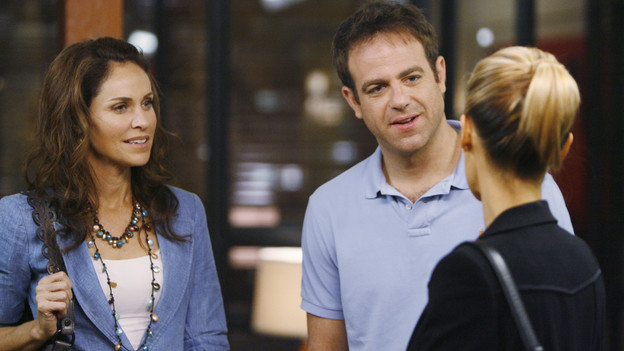 PRIVATE PRACTICE - &quot;The Hard Part&quot; - Addison and Sam go for a hike in Malibu, and must perform urgent field care when they stumble upon an expecting couple, trapped in their car after an accident. Meanwhile at Oceanside Wellness, Charlotte, Cooper and Violet treat a newlywed who, out of nervousness for his wedding night, has taken too much Viagra, and Pete and Sheldon hit the bar scene together but fall for the same girl, on &quot;Private Practice,&quot; THURSDAY, NOVEMBER 12 (10:01-11:00 p.m., ET) on the ABC Television Network. (ABC/ADAM LARKEY)AMY BRENNEMAN, PAUL ADELSTEIN, KADEE STRICKLAND
