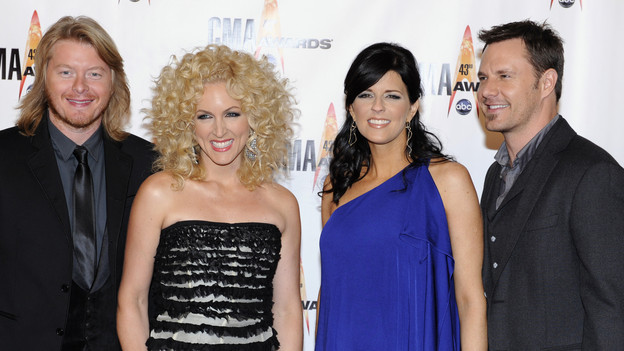 THE 43rd ANNUAL CMA AWARDS - RED CARPET ARRIVALS - &quot;The 43rd Annual CMA Awards&quot; will be broadcast live from the Sommet Center in Nashville, WEDNESDAY, NOVEMBER 11 (8:00-11:00 p.m., ET) on the ABC Television Network. (ABC/DONNA SVENNEVIK)LITTLE BIG TOWN