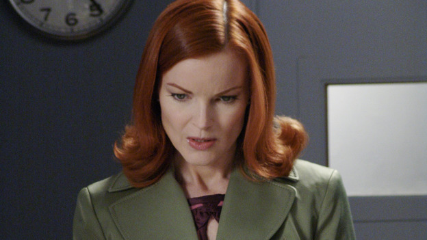 "DESPERATE HOUSEWIVES - ""COME BACK TO ME"" (ABC/DANNY FELD) MARCIA CROSS"