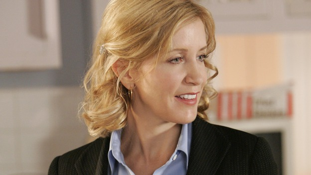 "DESPERATE HOUSEWIVES - ""You Could Drive A Person Crazy"" (ABC/CRAIG SJODIN)FELICITY HUFFMAN"
