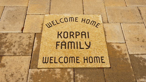 "EXTREME MAKEOVER HOME EDITION - ""Korpai Family,"" - Exterior  Picture,        on   ""Extreme Makeover Home Edition,"" Sunday, October  16th           (8:00-9:00   p.m.  ET/PT) on the ABC Television Network."