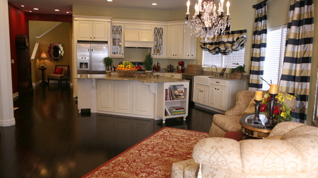 "EXTREME MAKEOVER HOME EDITION - ""Usea Family,"" -  Kitchen, on ""Extreme Makeover Home Edition,"" Sunday, May 18th on the ABC Television Network."
