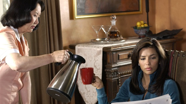 "DESPERATE HOUSEWIVES - ""PRETTY LITTLE PICTURE"" (ABC/RON TOM)LUCILLE SOONG, EVA LONGORIA"