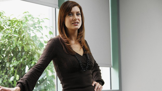PRIVATE PRACTICE - &quot;In Which We Meet Addison, A Nice Girl From Somewhere&quot; - At the invitation of her friend, fertility specialist Naomi Bennett, Addison leaves her job in Seattle and heads to Los Angeles to start a new job at Oceanside Wellness Group and to begin a new life. Not expecting Addison's arrival are Naomi's business partners at the co-op wellness center, her ex-husband, internist Sam Bennett, psychiatrist Violet Turner, pediatrician Cooper Freedman and alternative medicine guru Pete Wilder (who is convinced Addison is there because of their recent kiss). On her first day, Addison is presented a case that could make or break her acceptance among the Oceanside staff, on the premiere of &quot;Private Practice,&quot; WEDNESDAY, SEPTEMBER 26 (9:00-10:01 p.m., ET) on the ABC Television Network. (ABC/RICHARD CARTWRIGHT)KATE WALSH