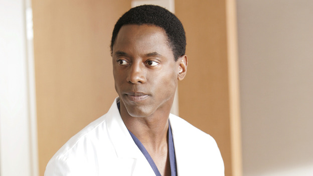 "102540_1917 -- GREY'S ANATOMY - ""MAKE ME LOSE CONTROL"" (ABC/CRAIG SJODIN)ISAIAH WASHINGTON"