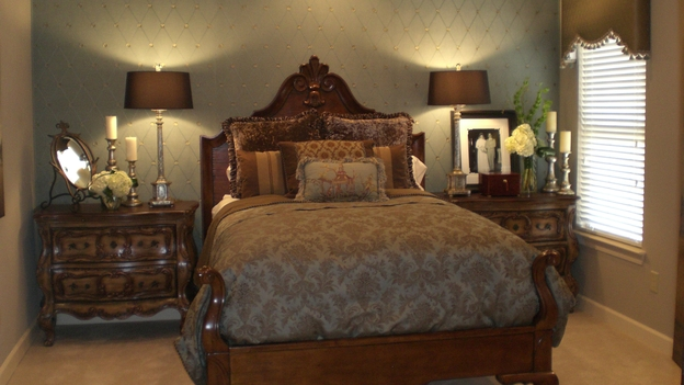 "EXTREME MAKEOVER HOME EDITION - ""Gaudet Family,"" - Master Bedroom, on ""Extreme Makeover Home Edition,"" Sunday, March 23rd on the ABC Television Network."