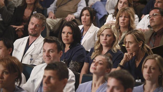 Grey's Anatomy Anatomía 8x05