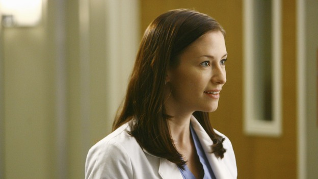 "GREY'S ANATOMY - ""Rise Up"" - Intern Lexie Grey, on ""Grey's Anatomy,"" THURSDAY, NOVEMBER 6 (9:00-10:01 p.m., ET) on the ABC Television Network. (ABC/SCOTT GARFIELD) CHYLER LEIGH"