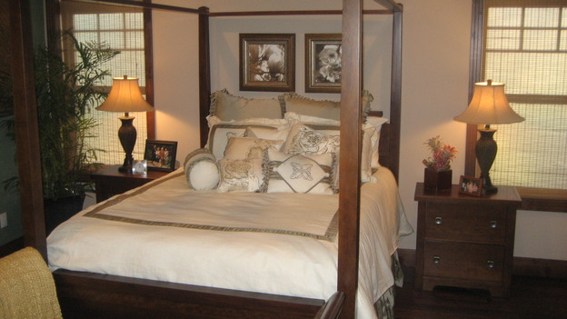"EXTREME MAKEOVER HOME EDITION - ""Pauni Family,"" - Master Bedrooms, on ""Extreme Makeover Home Edition,"" Sunday, November 26th on the ABC Television Network."