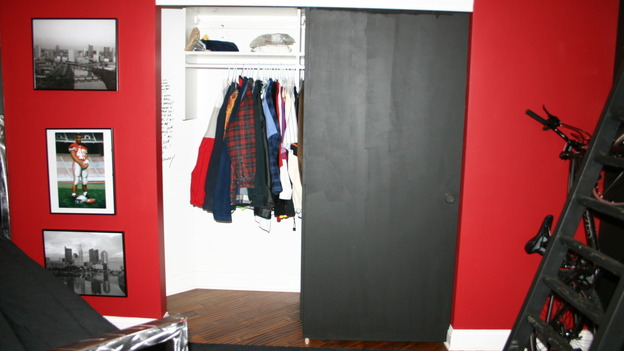 "EXTREME MAKEOVER HOME EDITION - ""Thomas Family,"" - Closets, on ""Extreme Makeover Home Edition,"" Sunday, February 11th on the ABC Television Network."