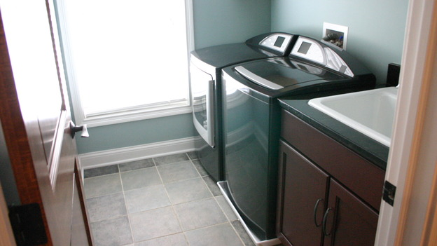 EXTREME MAKEOVER HOME EDITION - &quot;Thomas Family,&quot; - Laundry Rooms, on &quot;Extreme Makeover Home Edition,&quot; Sunday, February 11th on the ABC Television Network.
