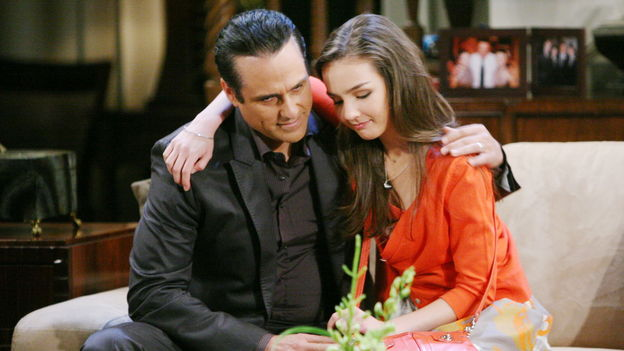 The GodfatherGeneral Hospital's Sonny Corinthos may be the Godfather of the Port Charles mob scene, but he's also just a plain old father, juggling four kids and three often-irate mothers. If the bodyguards don't keep his kids safe, Sonny's threats of bodily harm certainly will. Just watch out for the battle of wills that comes from one of his kids defying him. Nothing sets off a dad quite like his daughter dating an older boy.