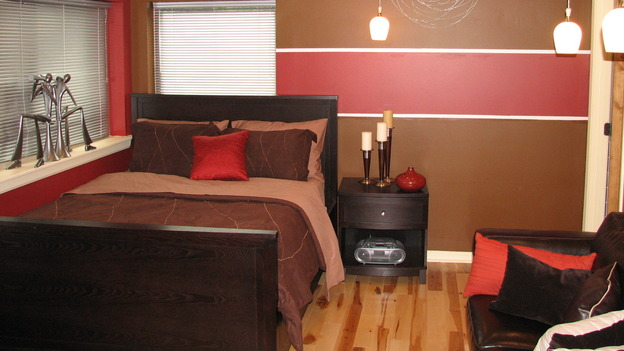EXTREME MAKEOVER HOME EDITION - &quot;Rogers Family,&quot; - Boy's Bedroom, on &quot;Extreme Makeover Home Edition,&quot; Sunday, September 24th on the ABC Television Network.