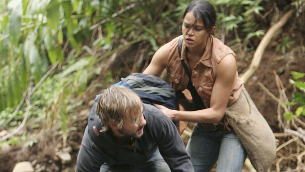 "LOST - ""The Whole Truth"" (ABC/ADAM LARKEY)DOMINIC MONAGHAN, MICHELLE RODRIGUEZ"