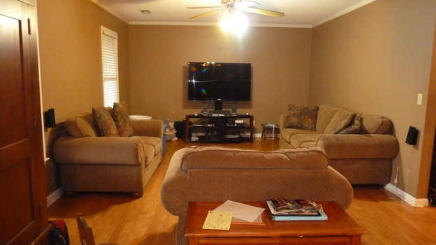 "EXTREME MAKEOVER HOME EDITION - Before Photo, ""Friday Family,"" on ""Extreme Makeover Home Edition,"" Monday, December 17th (8:00-10:00 p.m. ET/PT) on the ABC Television Network."