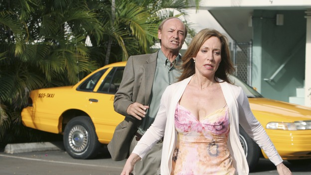 "LOST- ""Lockdown"" (ABC/MARIO PEREZ)TERRY O'QUINN, KATEY SAGAL"