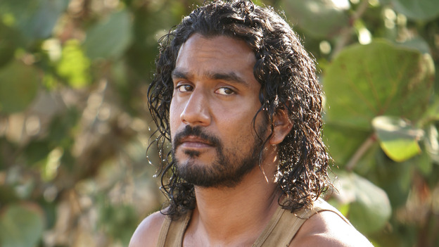 "102843_9925 -- LOST - ""Exodus, Part II"" (ABC/MARIO PEREZ)NAVEEN ANDREWS"