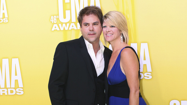 THE 46TH ANNUAL CMA AWARDS - RED CARPET ARRIVALS - &quot;The 46th Annual CMA Awards&quot; airs live THURSDAY, NOVEMBER 1 (8:00-11:00 p.m., ET) on ABC live from the Bridgestone Arena in Nashville, Tennessee. (ABC/SARA KAUSS)STEVE HOLY