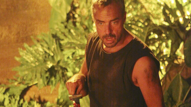 "LOST - ""Across the Sea"" - The motives of John Locke are finally explained, on ""Lost,"" TUESDAY, MAY 11 (9:00-10:00 p.m., ET) on the ABC Television Network. (ABC/MARIO PEREZ)TITUS WELLIVER"