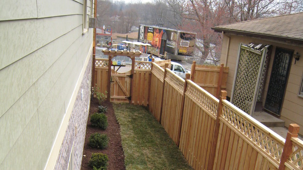 "EXTREME MAKEOVER HOME EDITION - ""Jacobo Family"" - Side Yard, on ""Extreme Makeover Home Edition,"" Sunday, May 13th on the ABC Television Network."