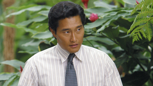 "LOST - ""Exodus"" - Jin, on ""Lost,"" on THURSDAY, MAY 18 on the ABC Television Network. (ABC/MARIO PEREZ) DANIEL DAE KIM"