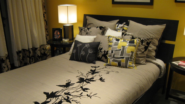 "EXTREME MAKEOVER HOME EDITION - ""Bell Family,"" - Master Bedroom, on ""Extreme Makeover Home Edition,"" Sunday, March 22nd on the ABC Television Network."